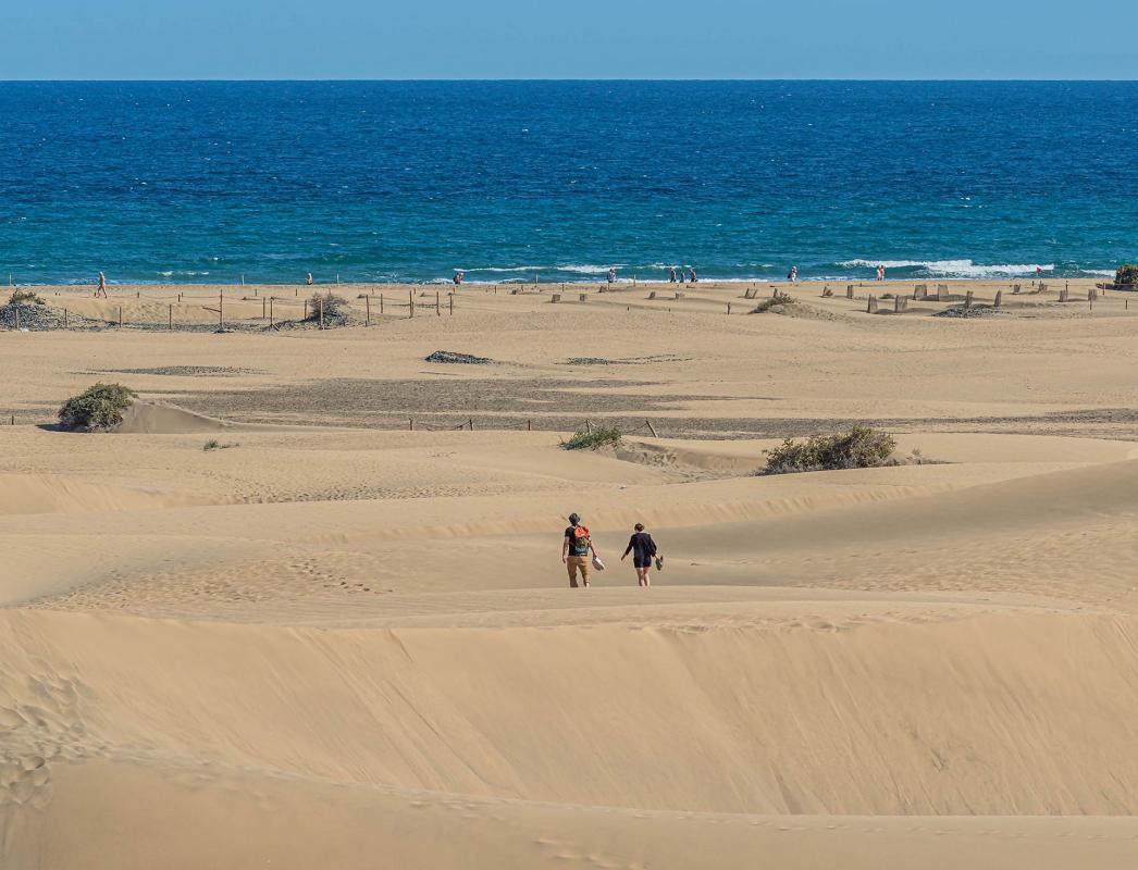 Gran Canaria Oferta de Vuelo + Hotel  ¡Date Prisa!