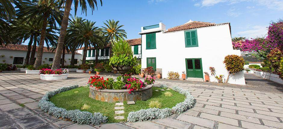 Hotel Rural El Patio + Hoteles Rurales en Tenerife